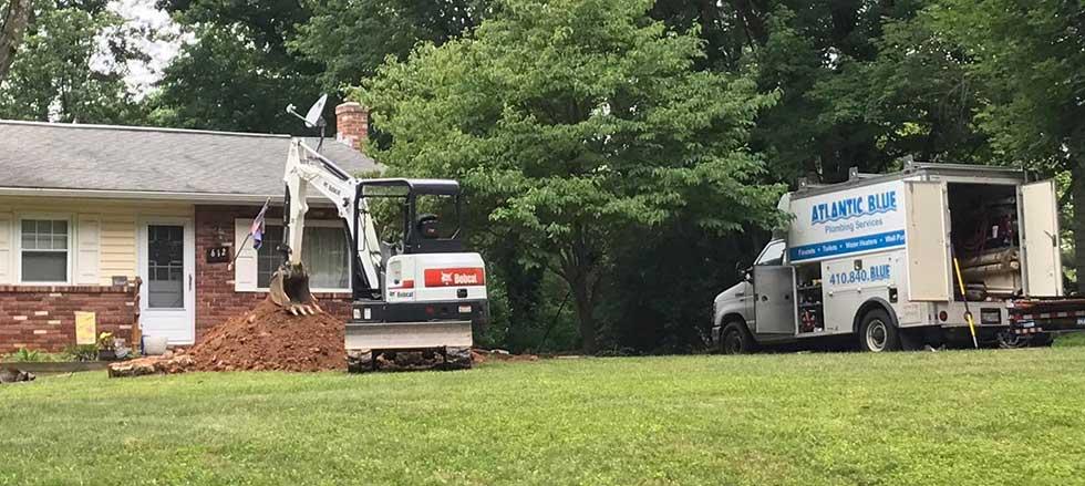 Sewer-Line-Camera-Inspection-Maryland