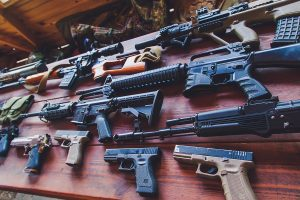 Types of Tactical Weapons