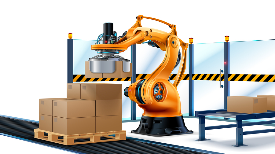 Robot Palletizing Systems